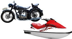 Motorcycle & Jet Ski Storage