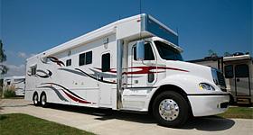 RV & Motorhome Storage